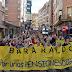 Jubilados y pensionistas vuelven este lunes 12 a la calle en defensa de las pensiones públicas