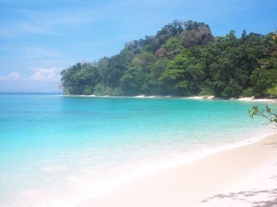 Beach Huts Havelock Island