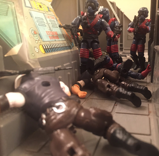 2002 Shock Viper, 2000 Law, Dial Tone, ARAHC, Wave V, Internet Exclusive, 1983 G.I. Joe HQ