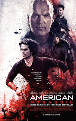 American Assassin 2017 DVD R1 NTSC Latino