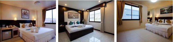 @ White Patong Hotel