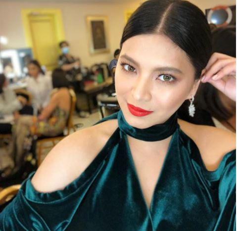 Angel Locsin and Fellow Film Artists Was Recognized By 'Ani ng Dangal 2018' Angel Locsin and Fellow Film Artists Was Recognized By 'Ani ng Dangal 2018'
