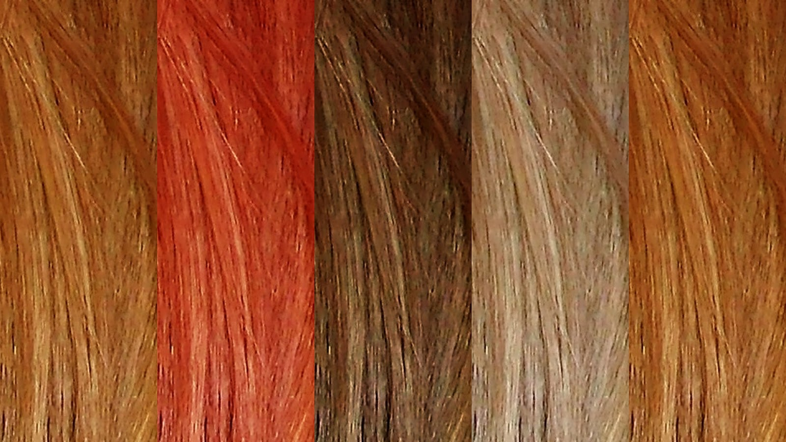 Haarfarben zahlen