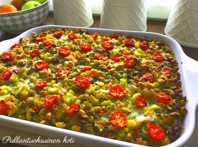 #makaronilaatikko #macaronicasserole #jauheliha #jauheliharuoka #mincedmeat #healthierfood #veggies #recipe #foodlover #kotiruoka #arkiruoka #homefood #dinnerideas #dinner #laatikkoruoka