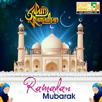 best 3d islamic quotes on ramadan mubarak naveengfx