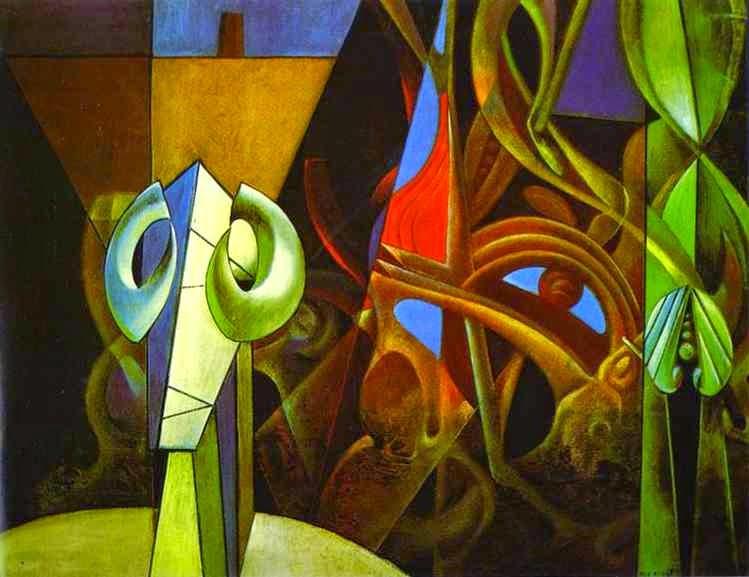 Design na Natureza - O Surrealismo de Max Ernst | Alemão