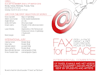 The 23rd International Competition FAX FOR PEACE, Italy