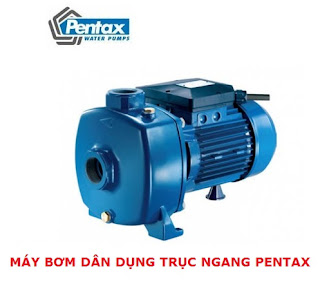 Máy bơm nước dân dụng Pentax tại TPHCM