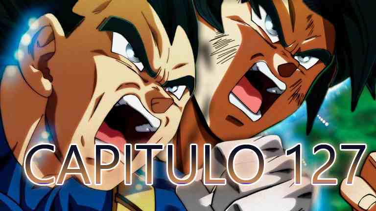 Dragon Ball Super Capitulo 127