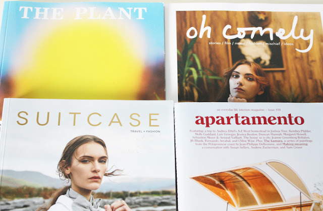 Magazines Read & Liked, #3