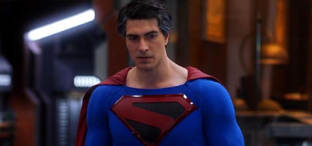 Crise nas Infinitas Terras: Nova imagem do Superman de Brandon Routh nos bastidores