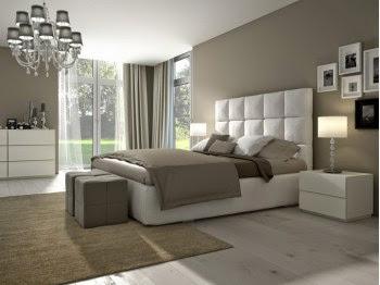 Une décoration simple pour une chambre élégante et unique