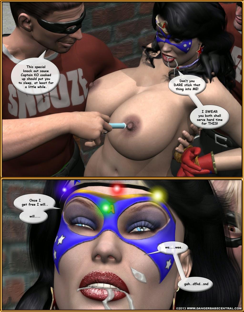 miss americana comics