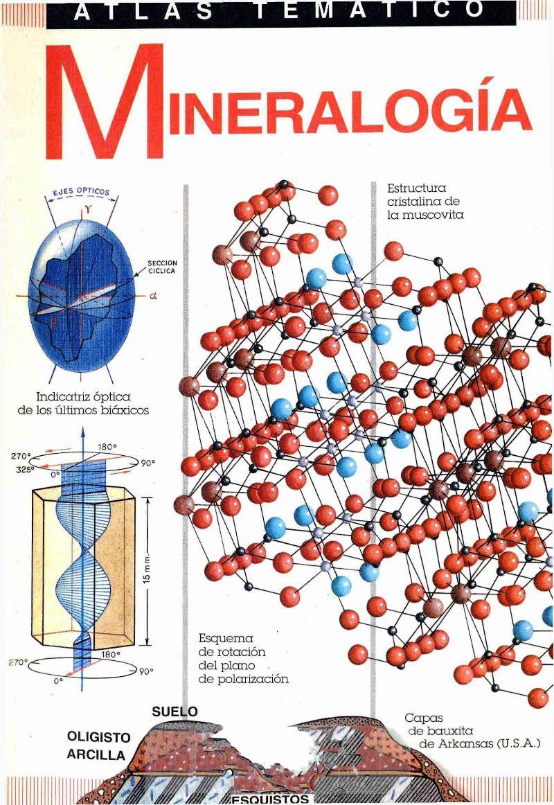 Atlas Temático de Mineralogía