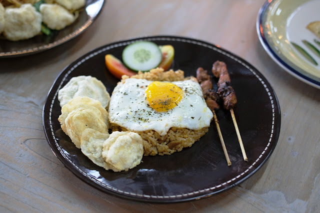 The Sidji Kitchen and Dine: Industrial Design Restaurant di Jogja Barat
