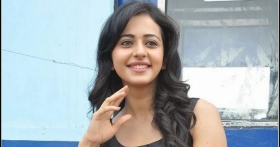ACTRESSMAIL: Actress Rakul Preet Singh Expose Milky Thigh