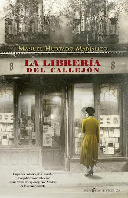 La librería del callejón - Manuel Hurtado Marjalizo (2016)