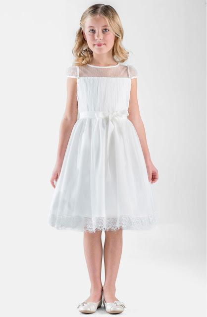 vestidos de primera comunion para señoritas