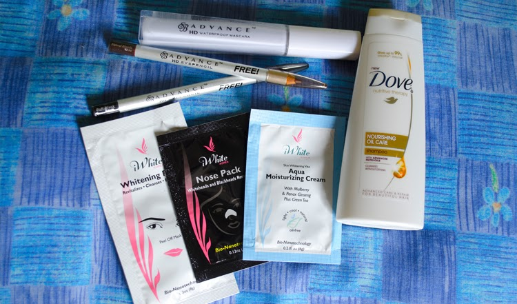 Beauty: My Watsons Haul