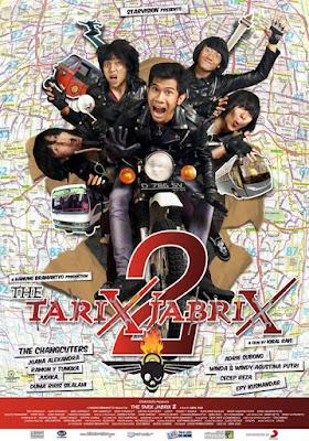 Poster Film The Tarix Jabrix 2