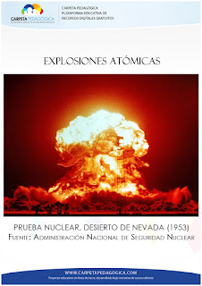 Explosiones Atómicas