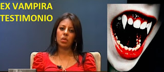 Testimonio de Marta Cambranis ex vampira, culto a la santa muerte y advertencia para los padres #Katecon2006