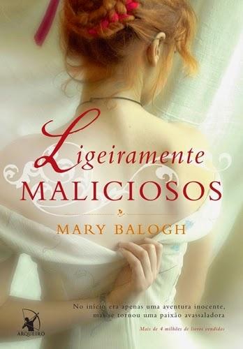 Ligeiramente Maliciosos - Mary Balogh
