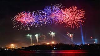Malam Tahun Baru di Kota Bandung Tanpa Pesta Kembang Api