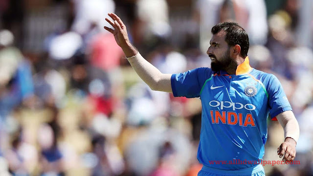 Photos Of Mohammed Shami