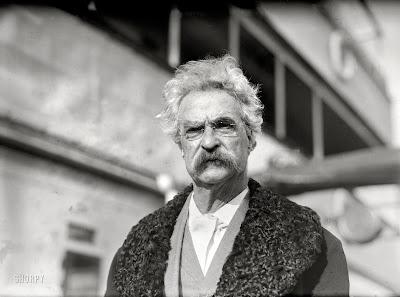 Mark Twain - Historia del inválido