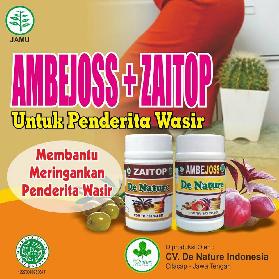 Obat Ambeien Ampuh Ambejoss Dan Zaitop Di Bone. 082326813507