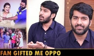 Vijay Tv VJ, Anchor Pappu Interview