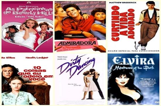 sucessos da sessão da tarde e cinema em casa