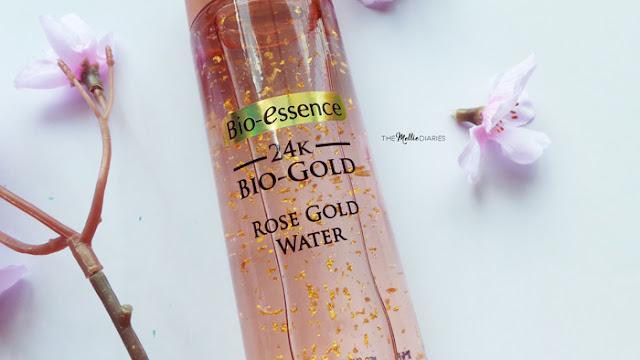 Bio-Essence 24K Bio-Gold Rose Gold Water