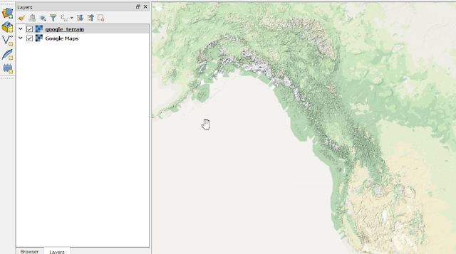 This is How to Add Google Maps Layers in QGIS 3