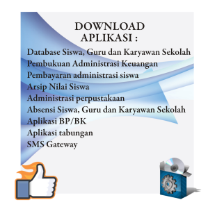 Download software Sistem Informasi Sekolah Terpadu Gratis