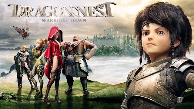 [Review Animasi] Dragon Nest : Warrior's Dawn
