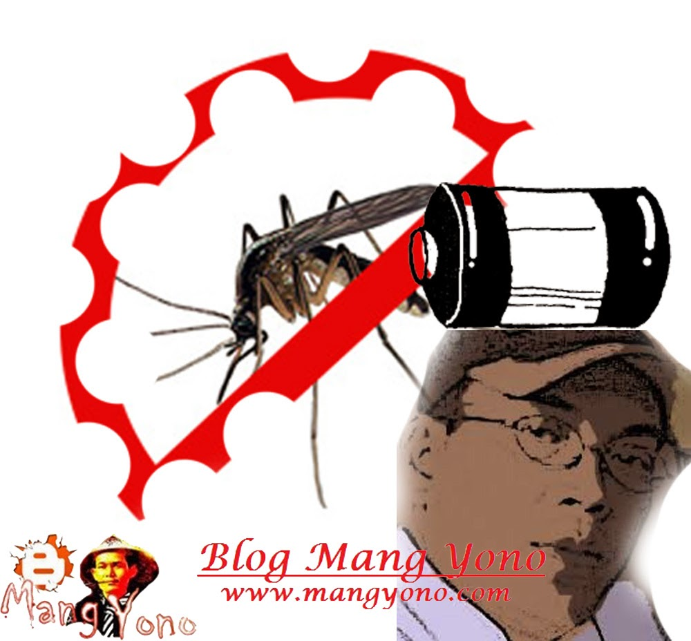 Cara mengusir nyamuk yang jitu