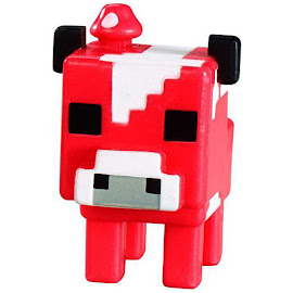 Minecraft Mooshroom Mini Figures