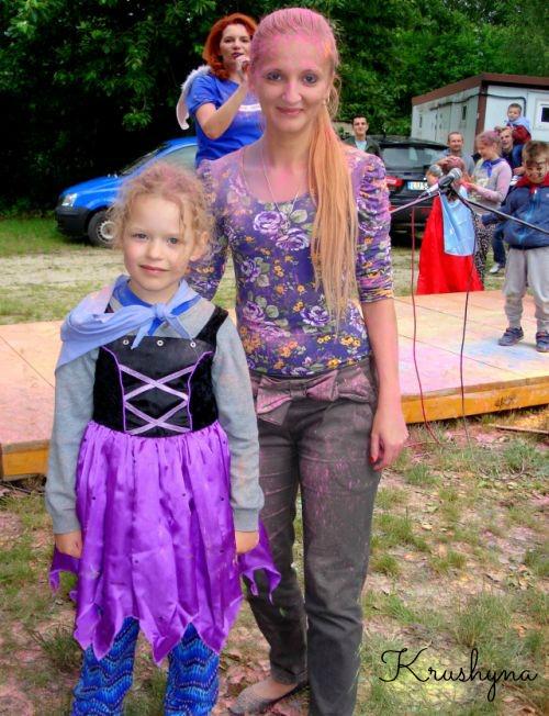 ośrodek, festiwal kolorów, Łukcze, jezioro, animacje, tańce,