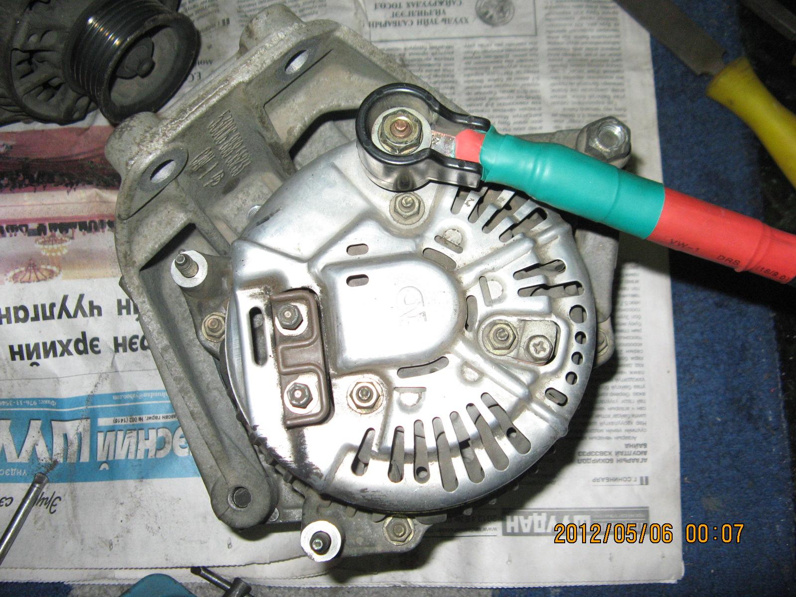 91 jeep cherokee alternator wiring diagram 3 speed fan my 3991 xj upgrade 136a