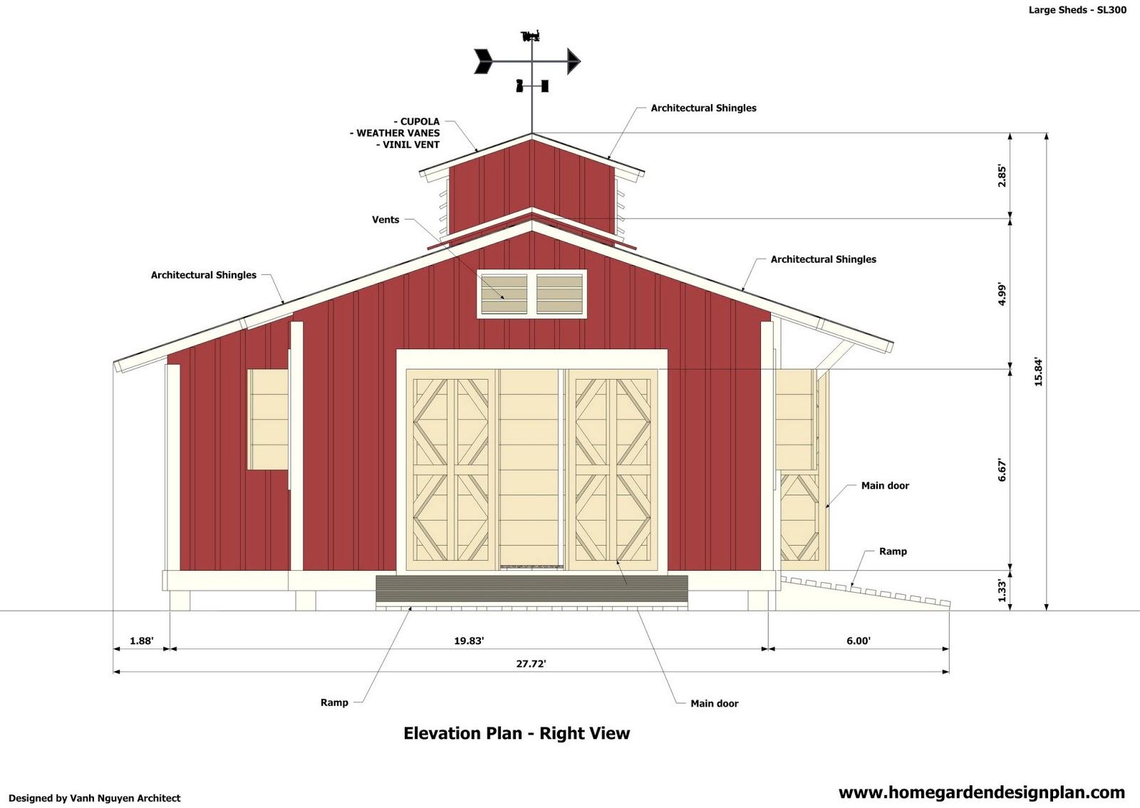 home garden plans sl300 storage sheds plans garden