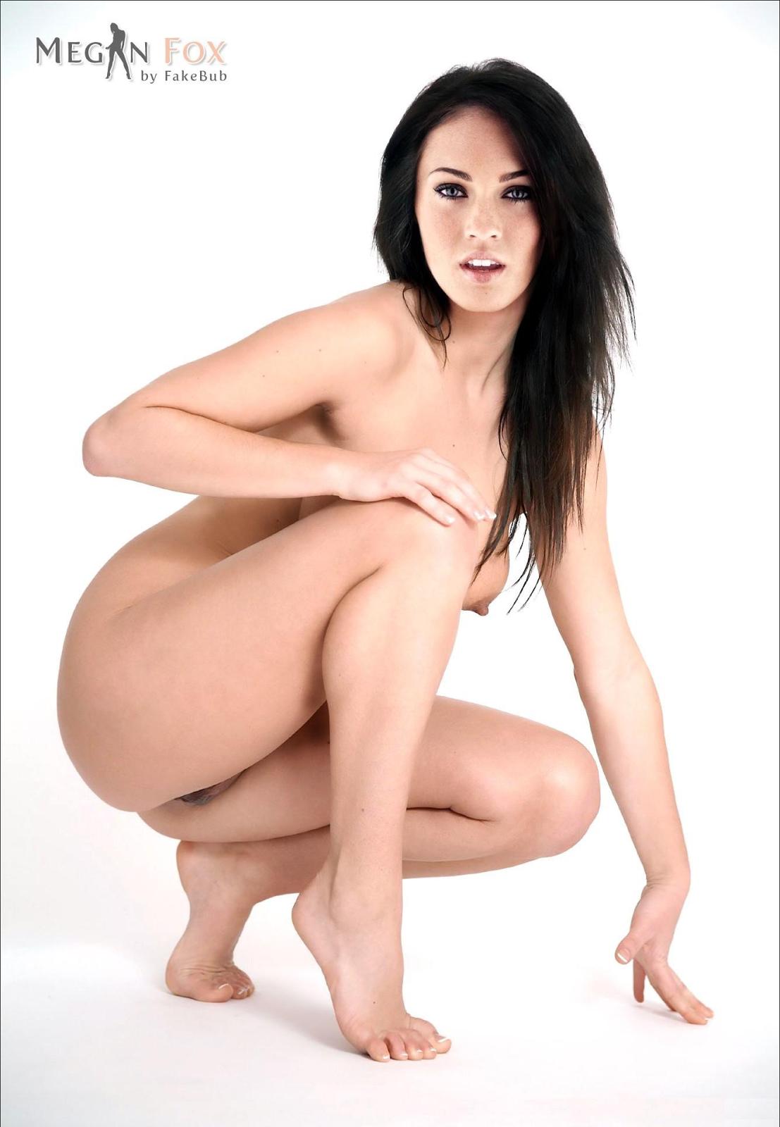 Megan Fox Exposing Ass Pussy