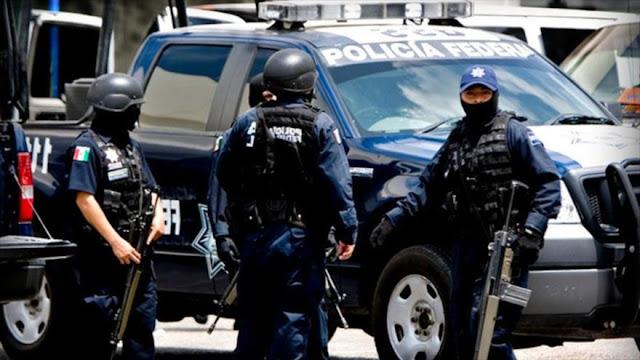 Seis muertos en ataque de cien sicarios a policías en México