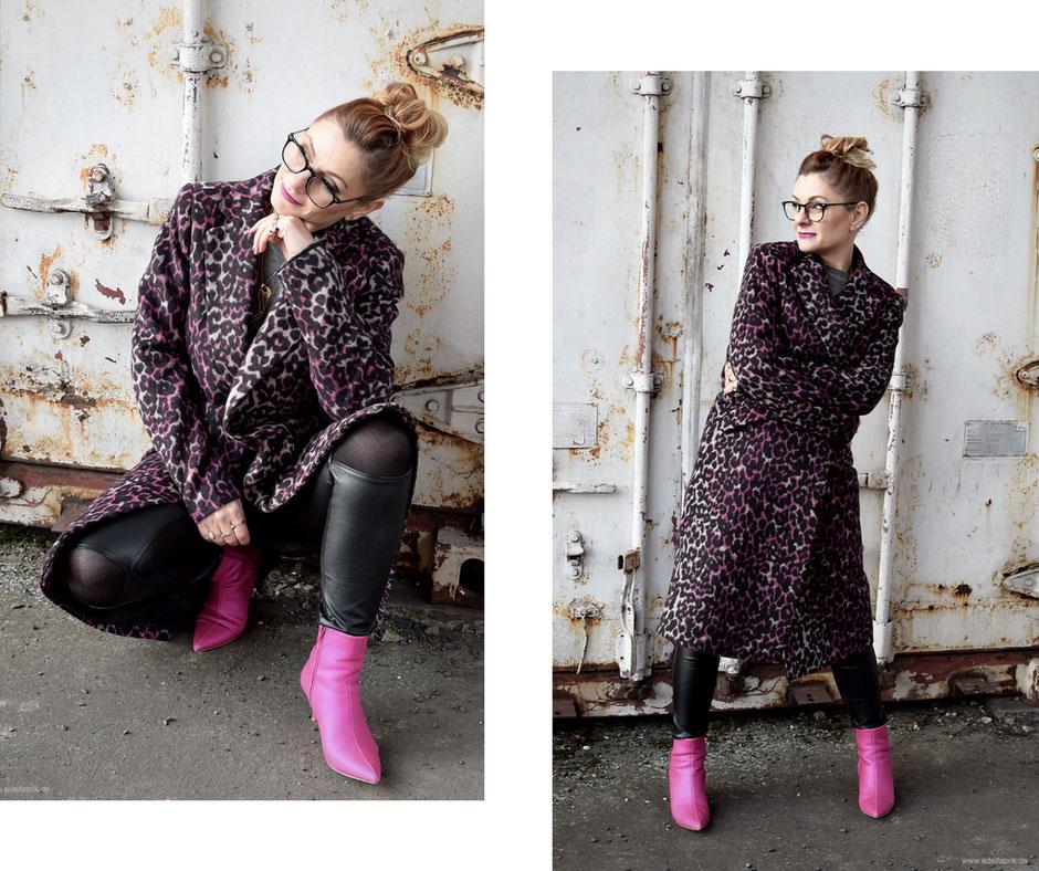 Wie style ich Pink mit über 40, kann ich mit ü40 noch Pink tragen