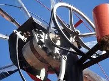 pembangkit listrik tenaga angin dengan dinamo