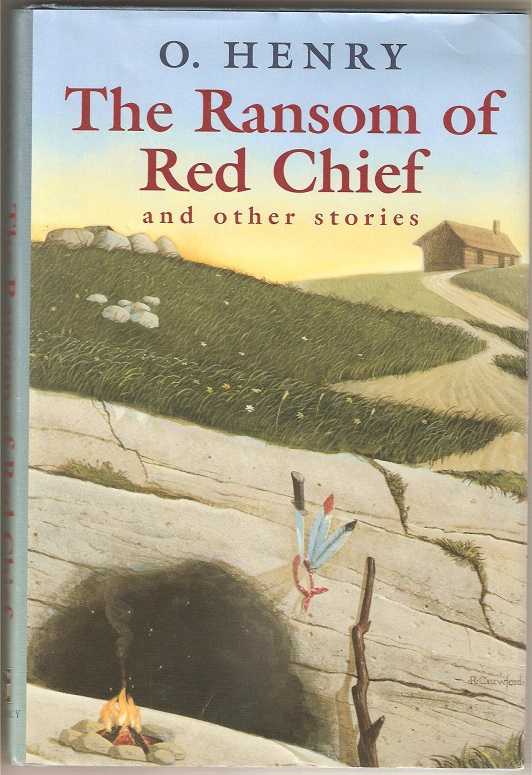 ransom of red cheif personification O'henry was famous for twists and turns in his stories in this lesson, we will look  at the verbal irony he uses in 'the ransom of red chief' to.