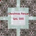 Christmas Fence QAL 2012