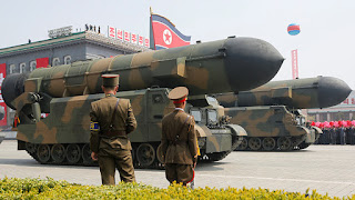 "¿Cómo funciona la ""bomba H"" arma termonuclear de Corea del Norte?"