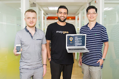 [Meet創業之星] 市民必備!Mapgea讓你一手掌握所有公共設施! 數位時代